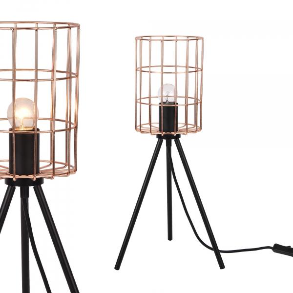 [lux.pro]® Lampa de masa - design- Sydney - lampa design industrial - 50cm 2