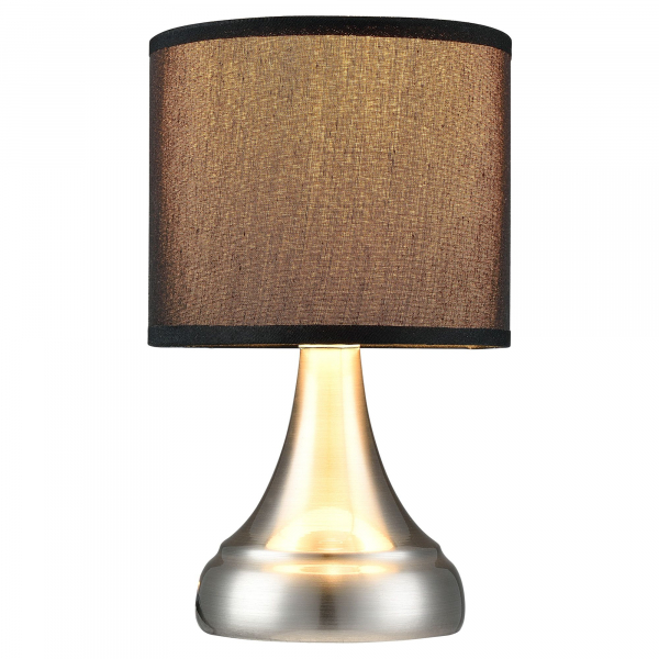 [lux.pro]® Lampa eleganta de masa Avatar, 21 cm, 1 x E14, max. 42W, metal/plastic 0