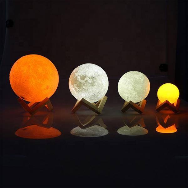 Lampa Veghe Diametru 8cm  Lumina Ambientala Multicolora cu LED [1]