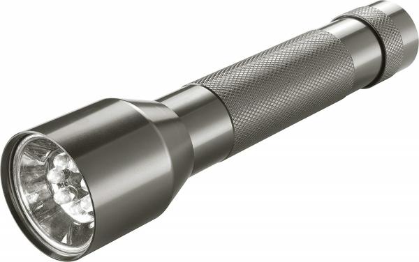 Lanterna Multi LED, aluminium, 2xC, VARTA 0