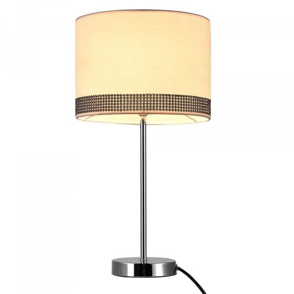 [lux.pro]® Lampa eleganta de masa – veioza - Giselle / 1 x E14 0
