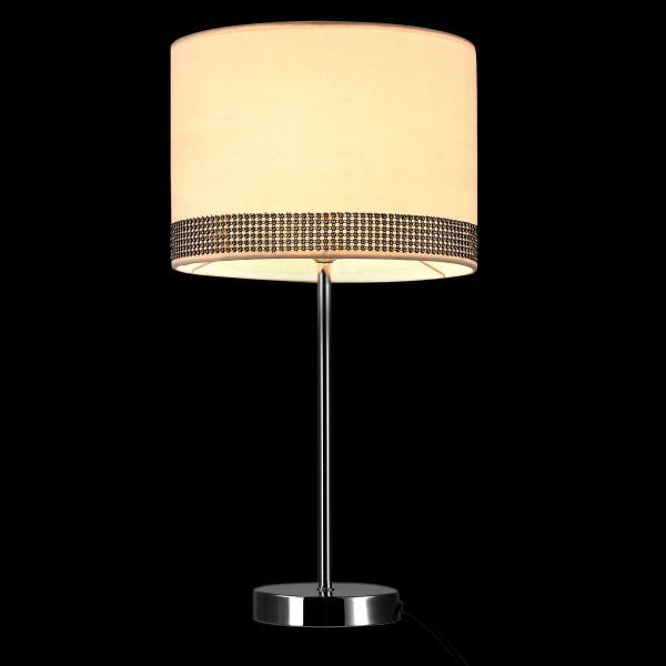 [lux.pro]® Lampa eleganta de masa – veioza - Giselle / 1 x E14 1