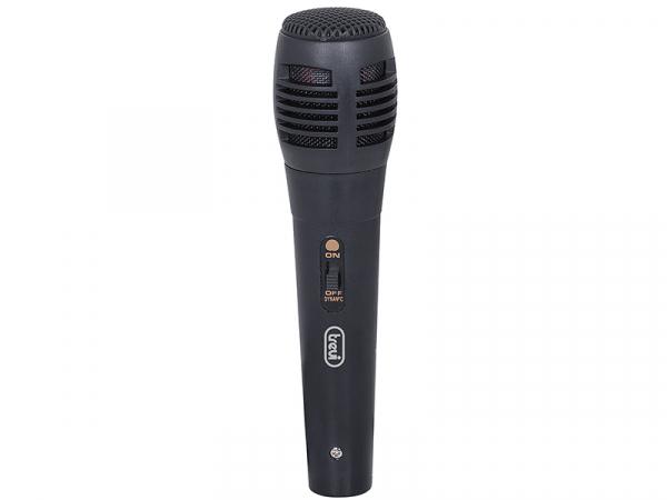 Microfon unidirectional dinamic cu cablu, 3m, EM 24, Trevi 0