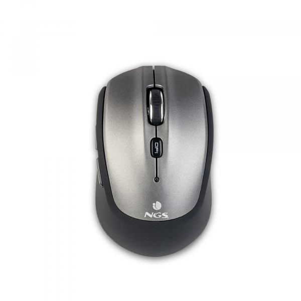 Mouse bluetooth optic 1000/1600dpi gri NGS 0