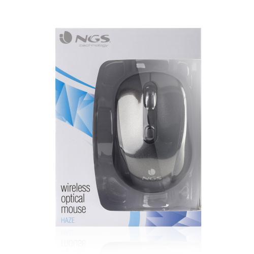 Mouse optic USB 800/1600dpi negru NGS 0