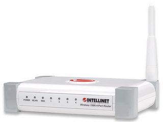 Router wireless 150Mpbs 11N 524445 Intellinet 0