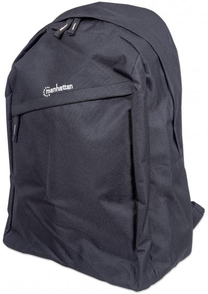 "Rucsac pentru laptop, 15.6"" Knappack 439831, negru, Manhattan [0]"