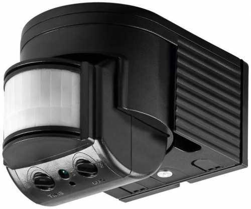 Senzor de miscare cu infrarosu pentru interior si exterior, Goobay [0]