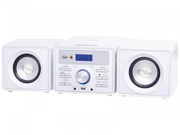 Sistem audio mini Hifi HCX 1030 S alb Trevi 0