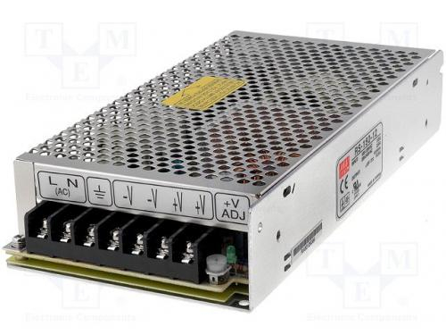 Sursa in comutatie AC-DC 150W 12V 12.5A RS-150-12 MeanWell [0]