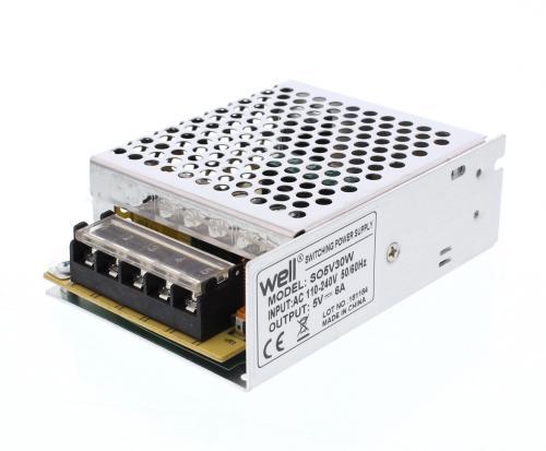 Sursa in comutatie AC-DC 30W 5V 6.0A WELL [2]