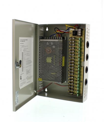 Sursa in comutatie AC-DC cu cutie 240W 12V 20.0A 18canale WELL 1
