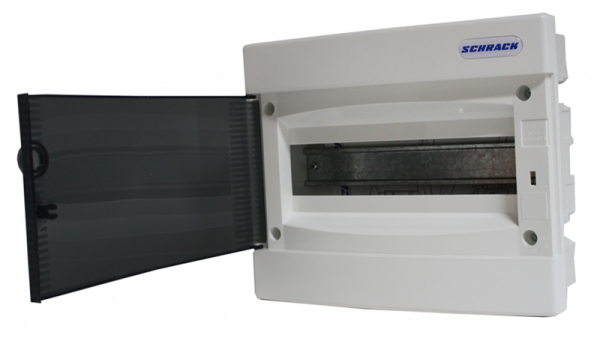Tablou electric Schrack TOPO BK080000--, incastrat, 8 module, 1 rand 0