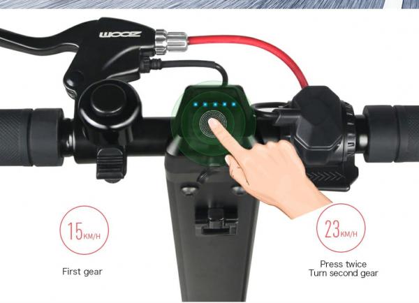 Trotineta Electrica MegaWheels S5 Pentru Adulti 5