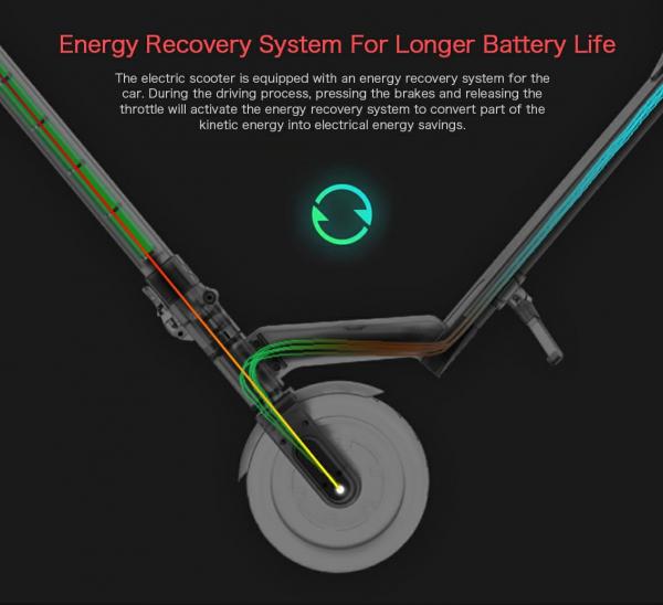 Trotineta Electrica MegaWheels S5 Pentru Adulti 4