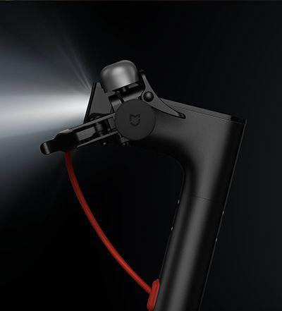 Trotineta Electrica Pliabila M6, viteza 25 km/h, autonomie 30 km, roti 8,5``, Negru 8