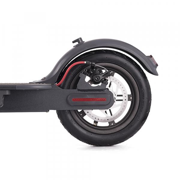 Trotineta Electrica Pliabila M6, viteza 25 km/h, autonomie 30 km, roti 8,5``, Negru 5