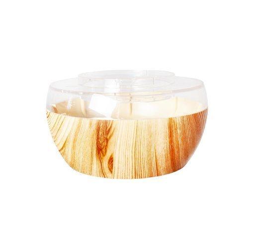 Umidificator de camera cu aer rece, difuzor uleiuri esentiale, aromaterapie,ultrasunete, 300 ml, Stejar 6