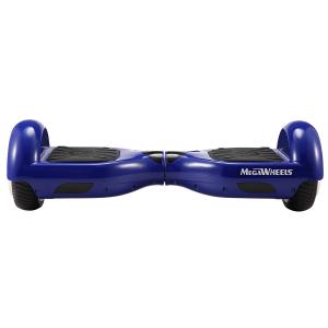 Hoverboard Electric , Megawheels, Albastru, Autonomie 15 km, Viteza max. 10km/H0