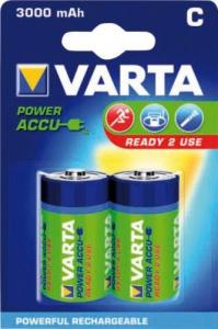 Acumulator R14 (C) 3000mAh Ready2Use 2buc/blister Varta4