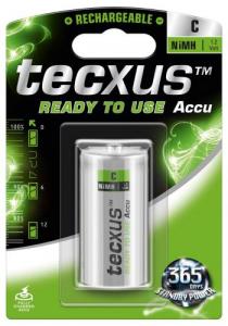 Acumulator R14 (C) NiMH 4500mAh Ready to use 1buc/blister Texus [2]