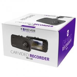 Camera Auto Forever Moto VR-120, HD, Ecran 2,4``TFT,  Negru4