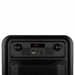 Boxa portabila cu Bluetooth negru Roller Lingo NGS [2]