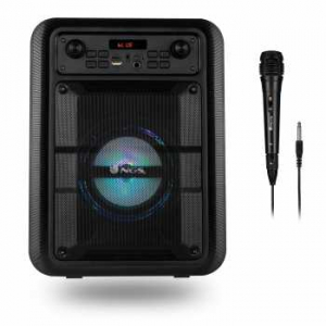 Boxa portabila cu Bluetooth negru Roller Lingo NGS [0]