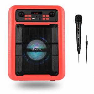Boxa portabila cu Bluetooth rosu Roller Lingo NGS0
