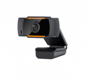 Camera Web 1080p FullHD Cu Microfon Incorporat, Well0