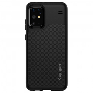 Carcasa Pentru Samsung Galaxy S20 Ultra Spigen Hybrid NX, Negru1