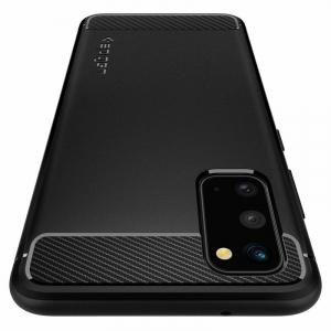 Carcasa Pentru Samsung Galaxy S20 Plus Spigen Rugged Armor, Negru [4]