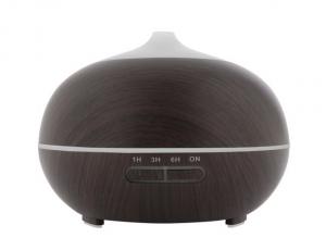 Difuzor uleiuri esentiale, umidificator aromaterapie, ultrasunete cu telecomanda 300 ml, mahon3
