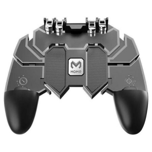 GamePad Telefon Mobil Controler Sase Degete, PUBG AK-66 [0]