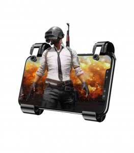 Butoane Gaming Telefon Mobil Trigger Set 2 Bucati, PUBG5