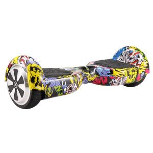 Hoverboard Electric , Megawheels, Hip-Hop , Autonomie 15 km, Viteza max. 10km/H0