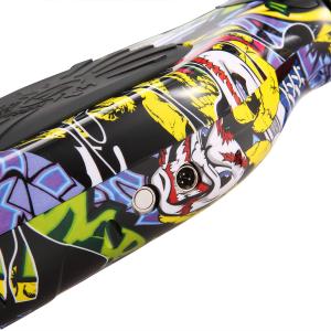 Hoverboard Electric , Megawheels, Hip-Hop , Autonomie 15 km, Viteza max. 10km/H4