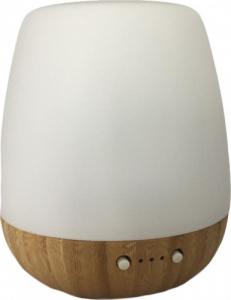 Lampa aromaterapie cu ultrasunete, capacitate 180ml, temporizator1