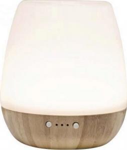 Lampa aromaterapie cu ultrasunete, capacitate 180ml, temporizator0