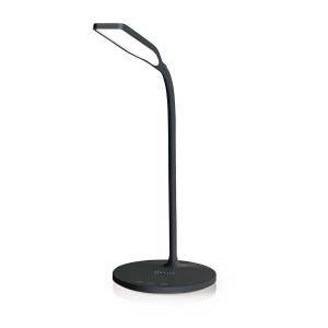Lampa Birou LED cu Incarcator Wireless QI incorporat0