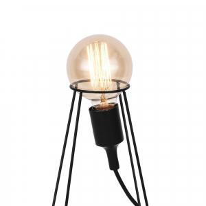 [lux.pro]® Lampa de masa - design- Sydney - lampa design industrial - 26cm0