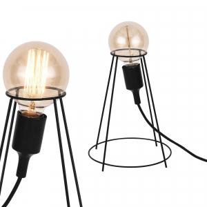 [lux.pro]® Lampa de masa - design- Sydney - lampa design industrial - 26cm2
