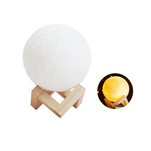 Lampa Veghe Diametru 8cm  Lumina Ambientala Multicolora cu LED [3]
