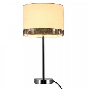 [lux.pro]® Lampa eleganta de masa – veioza - Giselle / 1 x E140