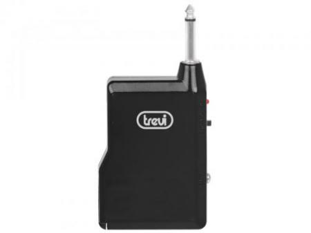 Microfon wireless unidirectional, VHF, EM 401 R, Trevi [2]
