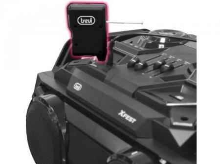 Microfon wireless unidirectional, VHF, EM 401 R, Trevi [3]