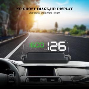 "Proiector informatii de bord pe parbriz, Head-Up Display auto 5"" Vision Well1"