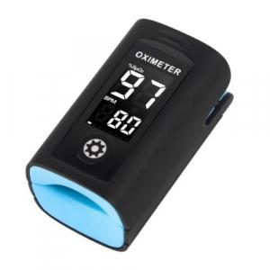 Pulsoximetru profesional pentru deget masurare nivel saturatie oxigen sange + puls0