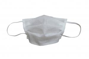 Set 10 x masca de protectie faciala cu elastic, 18 x 10 cm, Retex Prod0