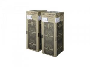 Set 2xBoxe portabile cu functie karaoke si amplificator, 600W, Trevi3